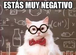 Enlace a Tanta negatividad no puede ser buena