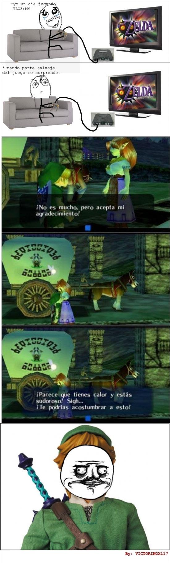 Me_gusta - A Link le gusta, como a todos