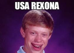 Enlace a Ya sabéis lo que dicen de Rexona, ¿no?
