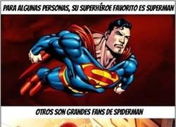 Enlace a Mi superhéroe favorito es...