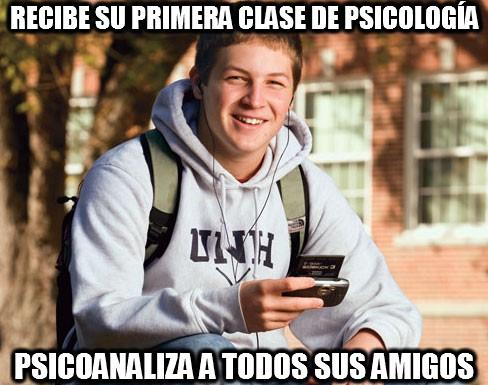 Universitario_primer_curso - El psicoanalista del grupo