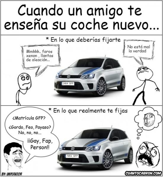 Mix - Así que te has comprado un coche nuevo...