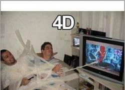Enlace a No sé si será buena idea que el 4D llegue a las teles domésticas