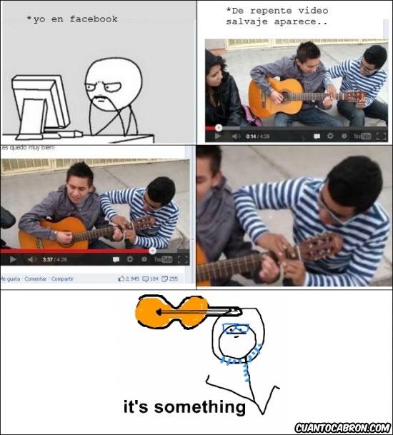 Its_something - ¡Soy parte de este trío de músicos!