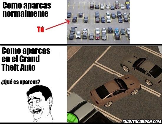 Yao - Realidad vs GTA San Andreas