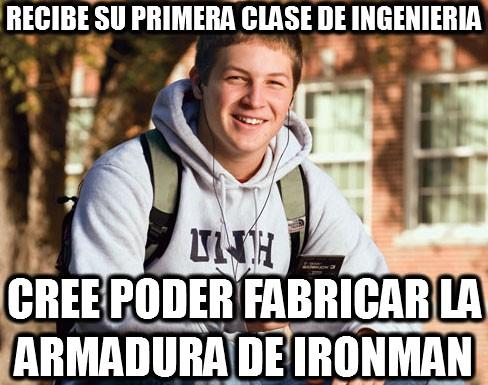 Universitario_primer_curso - Recibe su primera clase de ingenierÍa