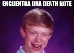 Enlace a Encuentra una Death Note