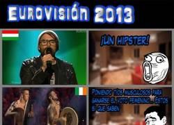 Enlace a Resumen rápido de Eurovisión 2013