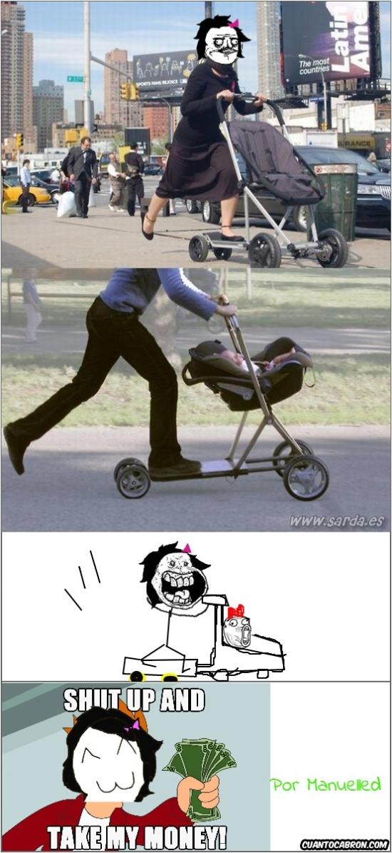 Lol - El carritoskate
