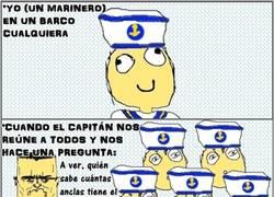 Enlace a El marinero más listo de la tripulación