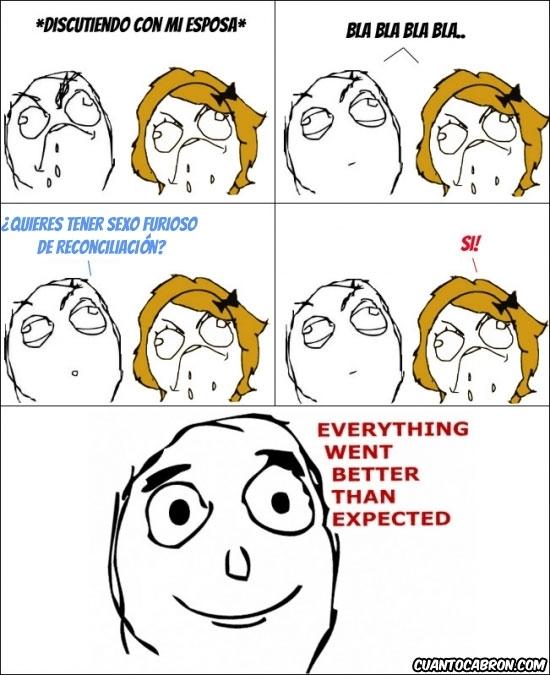 Better_than_expected - Una discusión de pareja no tiene porque ser algo malo siempre