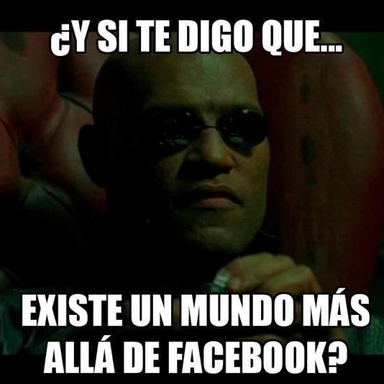 Meme_otros - Un mundo más allá de Facebook