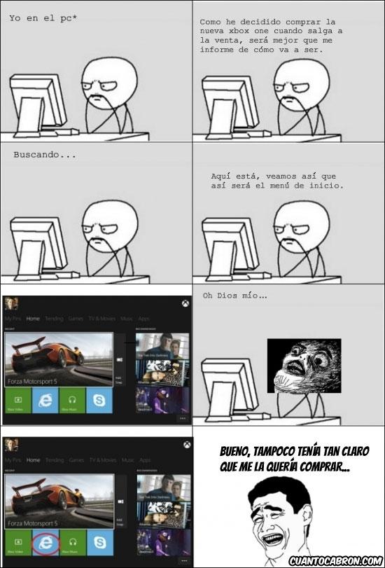 Yao - Xbox One, ¿por qué?