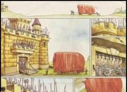 Enlace a El gran TrollKing de la antigüedad conquistando ciudades