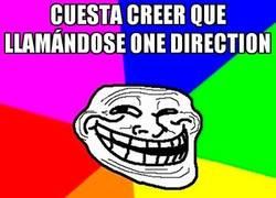 Enlace a One Direction y lo contradictorio de su nombre