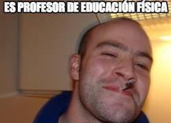 Enlace a Es profesor de Educación Física