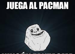 Enlace a Ni Pacman quiere saber nada de él
