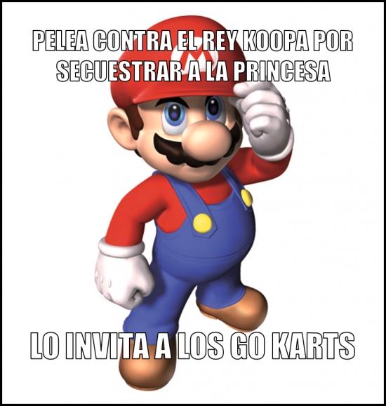 Meme_otros - Lógica de Mario