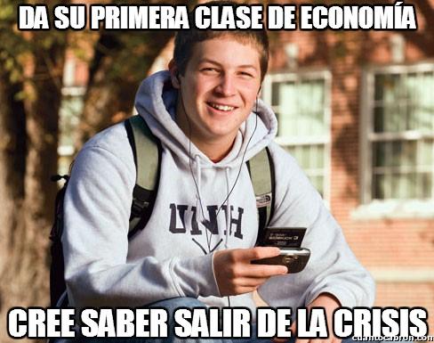 Universitario_primer_curso - Rajoy, hazle caso