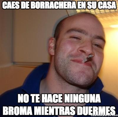 Good_guy_greg - Caes de borrachera en su casa