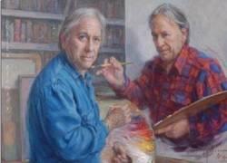 Enlace a El pintor que pinta una pintura que pinta al pintor