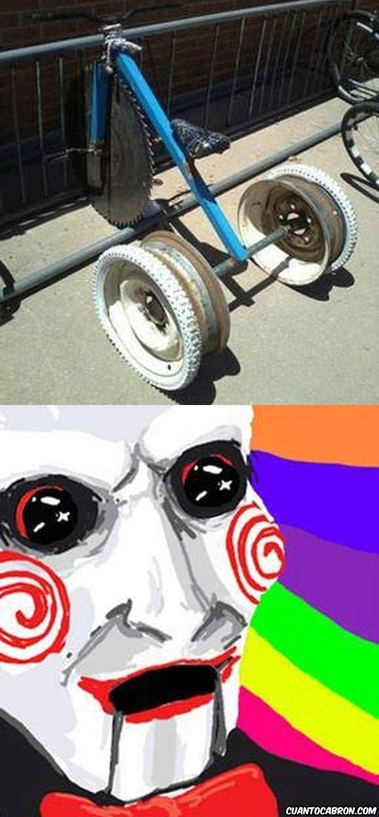 Amazed - Jigsaw ha encontrado el vehículo de sus sueños