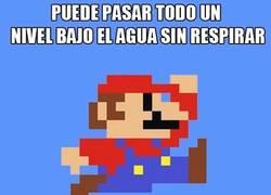 Enlace a Lógica aplastante de Mario Bros