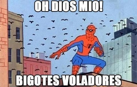 Spiderman60s - ¡Oh Dios!