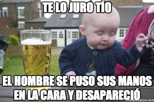 Bebe_borracho - Te lo juro, tío