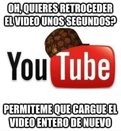Meme_otros - Las malas prácticas de Youtube