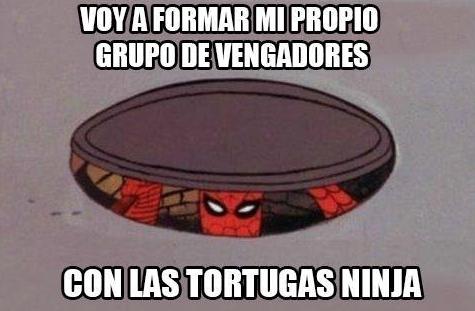 Spiderman60s - Formando otro grupo de vengadores