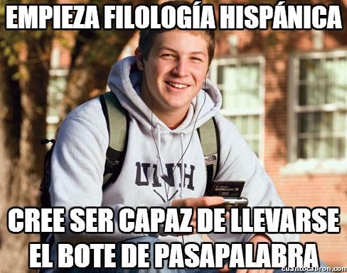 Universitario_primer_curso - Empieza filología hispánica