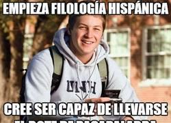 Enlace a Empieza filología hispánica