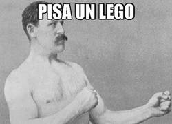 Enlace a Pisa un lego
