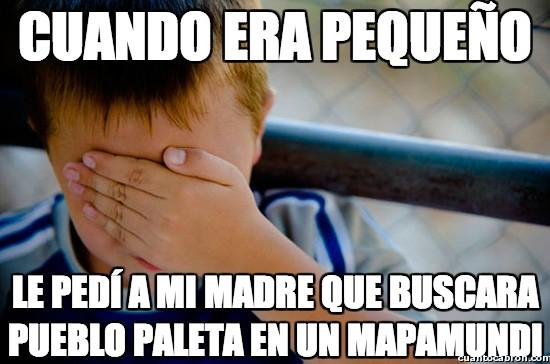 Confession_kid - ¿Por dónde cae Pueblo Paleta?