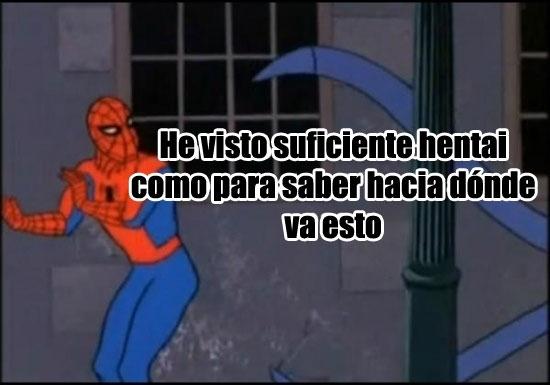 Spiderman60s - Spidey, no estoy seguro que esto te vaya a gustar
