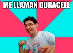 Enlace a Me llaman Duracell
