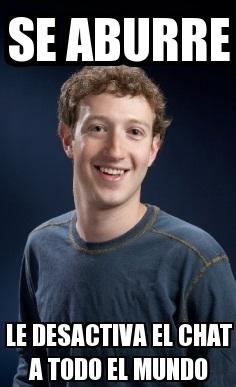 Meme_otros - Por el bien de todos, hay que mantener a Mark Zuckerberg entrenido a todas horas