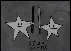 Enlace a Star Wars
