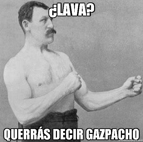 Overly_manly_man - ¿Lava?