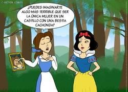 Enlace a La vida de las princesas Disney