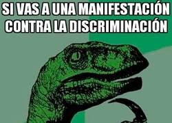 Enlace a La contradicción de la discriminación