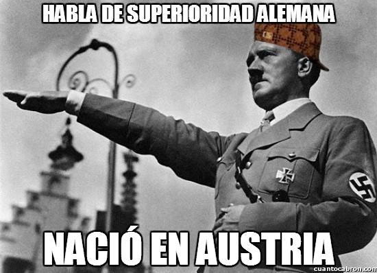 Meme_otros - Habla de superioridad alemana