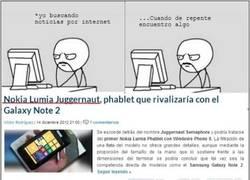 Enlace a Nokia, firme en sus valores