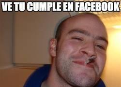 Enlace a Ve tu cumple en Facebook