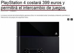Enlace a Bien jugado Sony, bien jugado