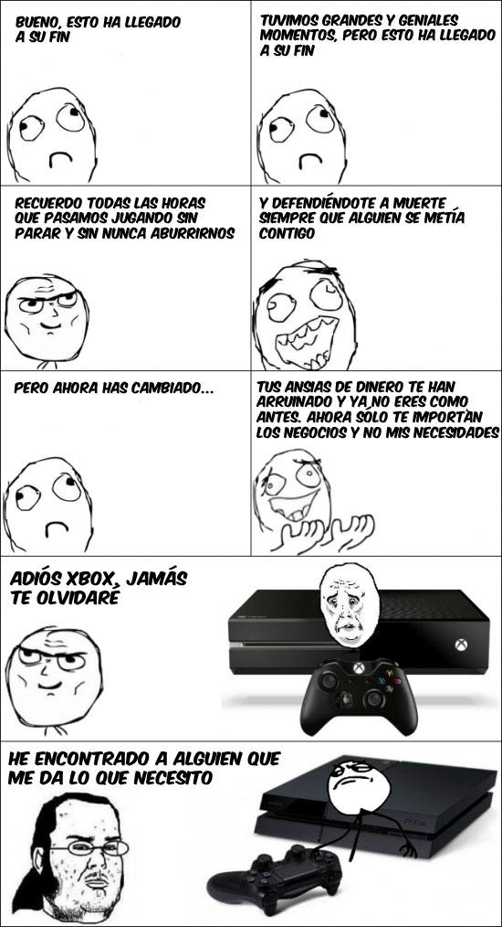 Consolas,Play Station,ps4,videojuegos,Xbox,xbox one