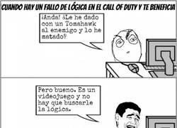 Enlace a Fallos de Lógica en el Call of Duty