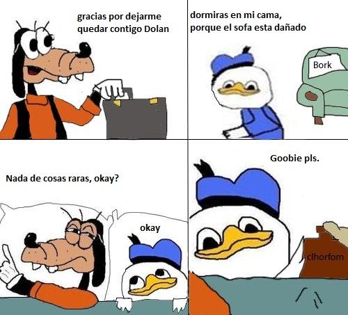 Otros - La peor idea de tu vida, quedarte a dormir con Dolan