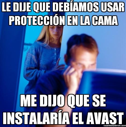 Marido_internet - ¿Hay alguna protección mejor?